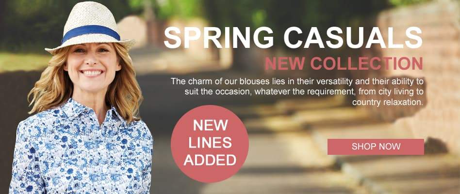 Spring Casuals Ladies