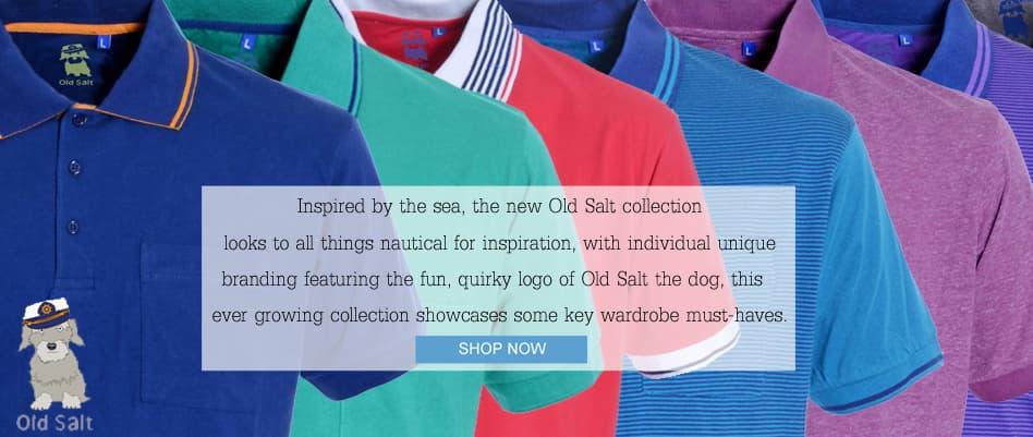 Old Salt Polos