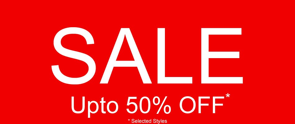 Upto 50% off Winter Sale