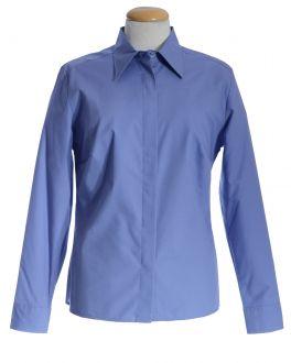 Grape Classic Collar Women's Shirt