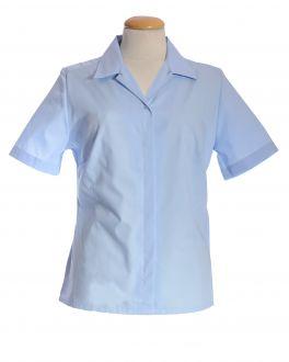 Glacier Blue Short Sleeve Women's Shirt