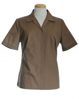 Bark Short Sleeve Women's Shirt