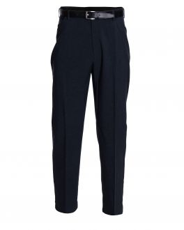 Black Polyester Trousers