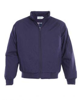 Purple Winter Padded Jacket