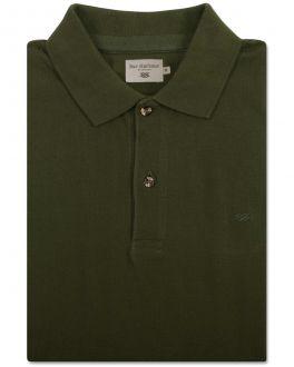 Bar Harbour Green Knot Polo Shirt