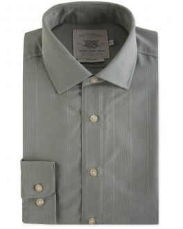 Green Check Soft Touch Casual Shirt