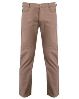 Stone Jean Style Trousers