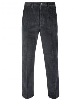 Grey Cord Trousers