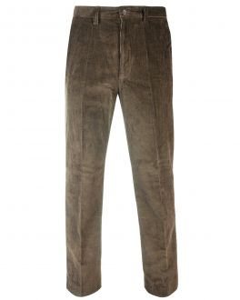 Taupe Cord Trousers