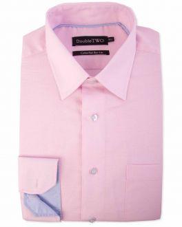 Pink Oxford Formal Shirt