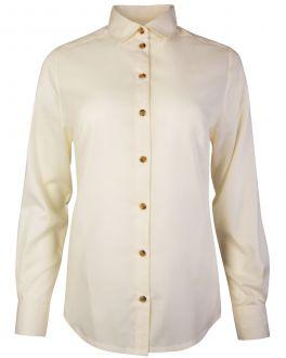 Winter White Warm Handle Women's Shirt