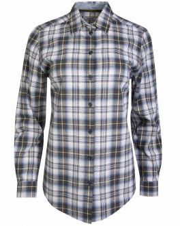 Sage Country Check Women's Shirt