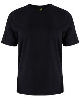 Plain Black Women's T-Shirt