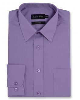 Heather Classic Easy Care Long Sleeve Shirt