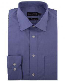 Purple Grape Long Sleeve Non-Iron Shirt