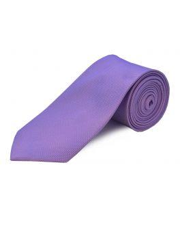 Lilac Silk Tie