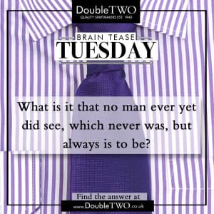 Brain Tease Tuesday Week 27