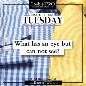Brain Tease Tuesday Week 9