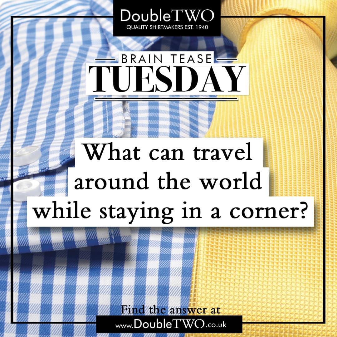 Brain Tease Tuesday Week 5