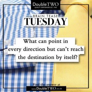 Brain Tease Tuesday Week 6