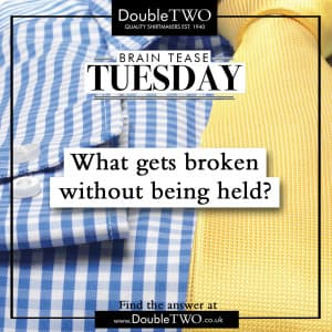 Brain Tease Tuesday Week 7