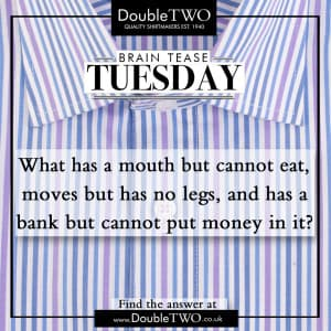 Brain Tease Tuesday Week 34