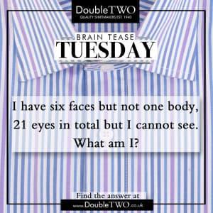 Brain Tease Tuesday Week 32