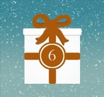 12 Days of Christmas Offers - Day 6