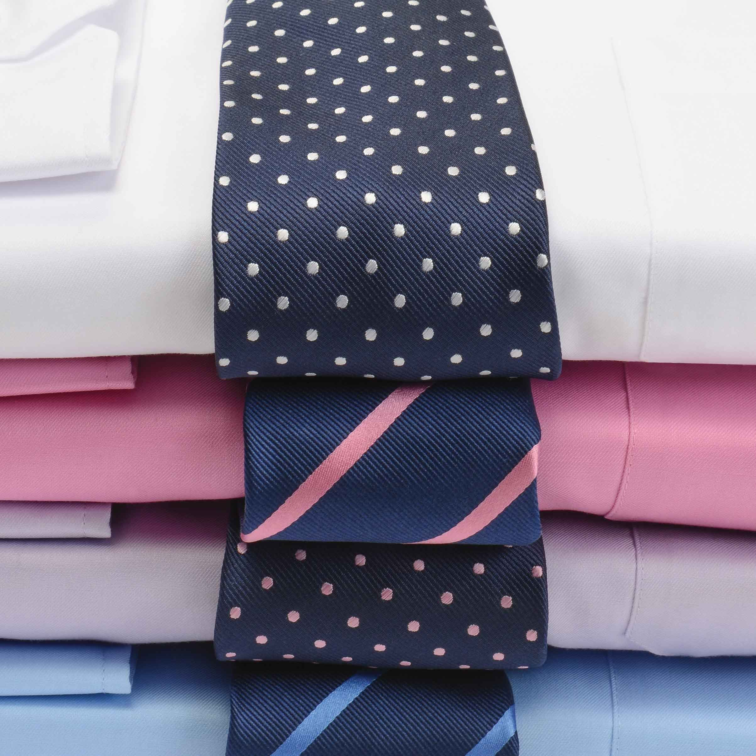 The Finest Non-Iron Shirts and How To Care For Them
