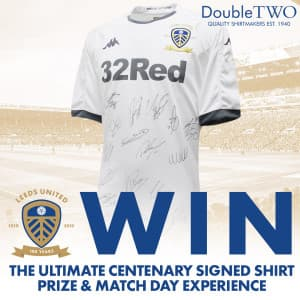 WIN in association with our partners Leeds United