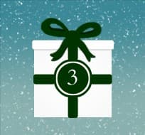 12 Days of Christmas Offers - Day 3