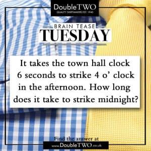 Brain Tease Tuesday Week 3