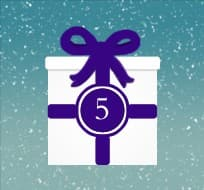 12 Days of Christmas Offers - Day 5