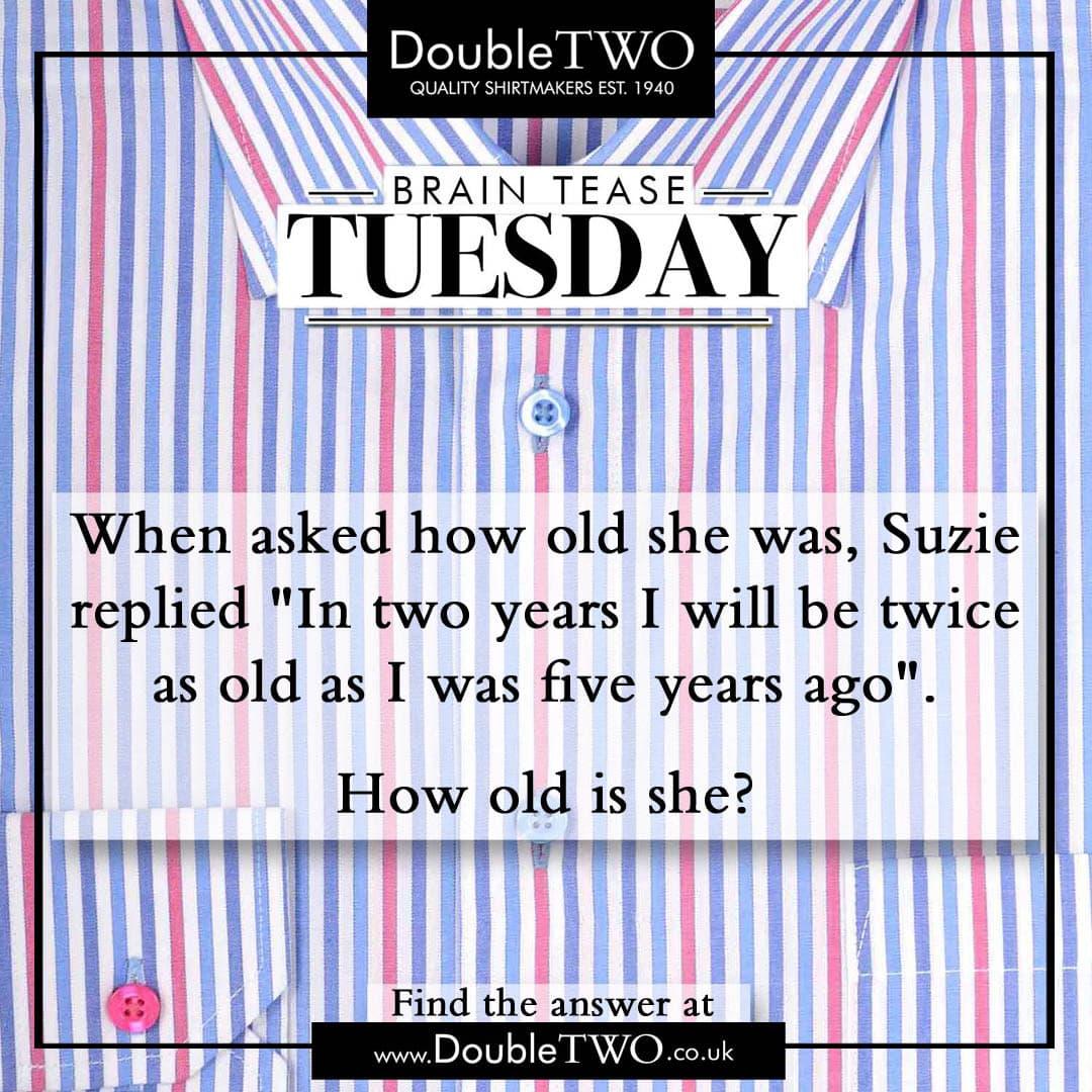 Brain Tease Tuesday Week 25