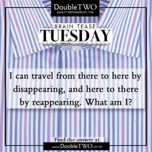 Brain Tease Tuesday Week 35