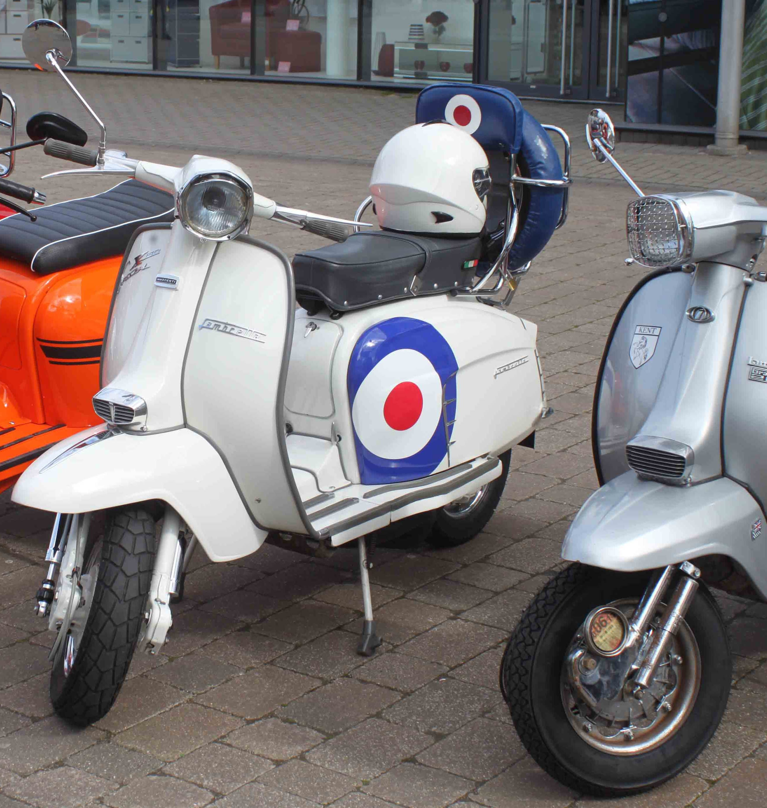 Double TWO Chatham hosts Lambretta Scooter Event