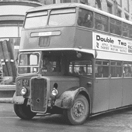Double TWO Nostalgia: On the Buses!