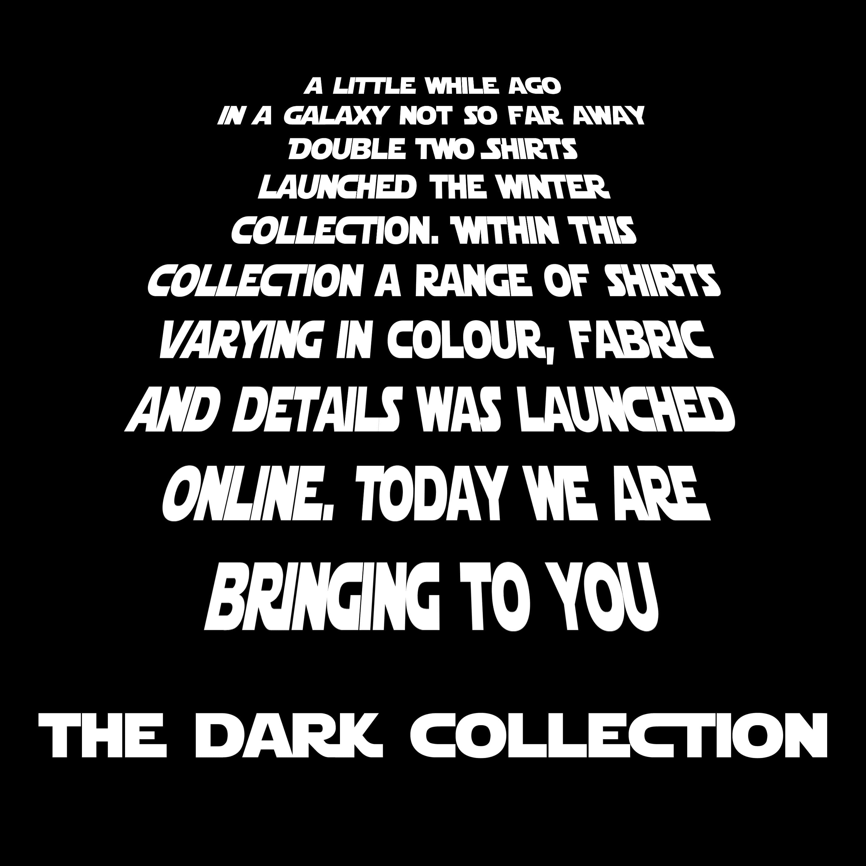 Will you be joining the dark side?