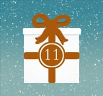 12 Days of Christmas Offers - Day 11