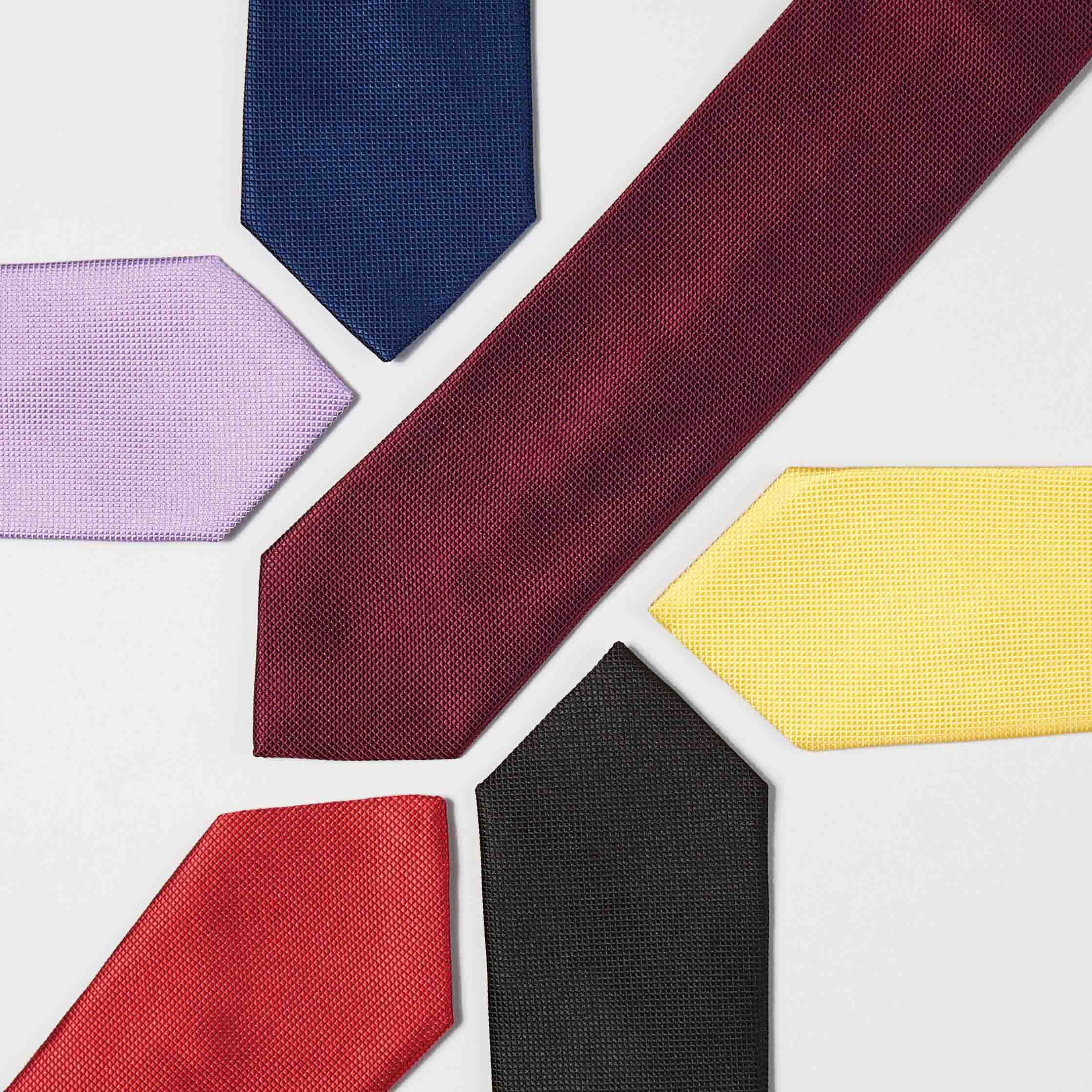 The Evolution of Ties