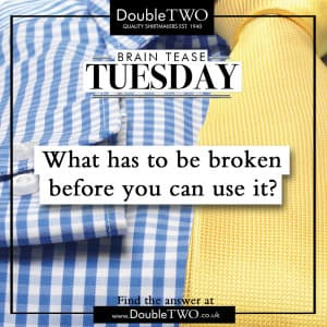 Brain Tease Tuesday Week 8