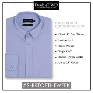 Shirt of the Week: Men's Non-Iron Oxford Shirt