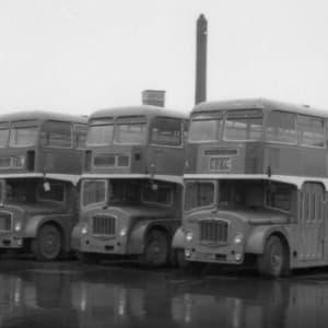 Double TWO Nostalgia: On the Buses!
