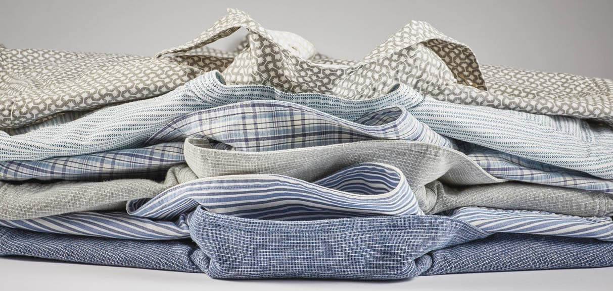 The Best Shirt Fabrics To Keep You Cool