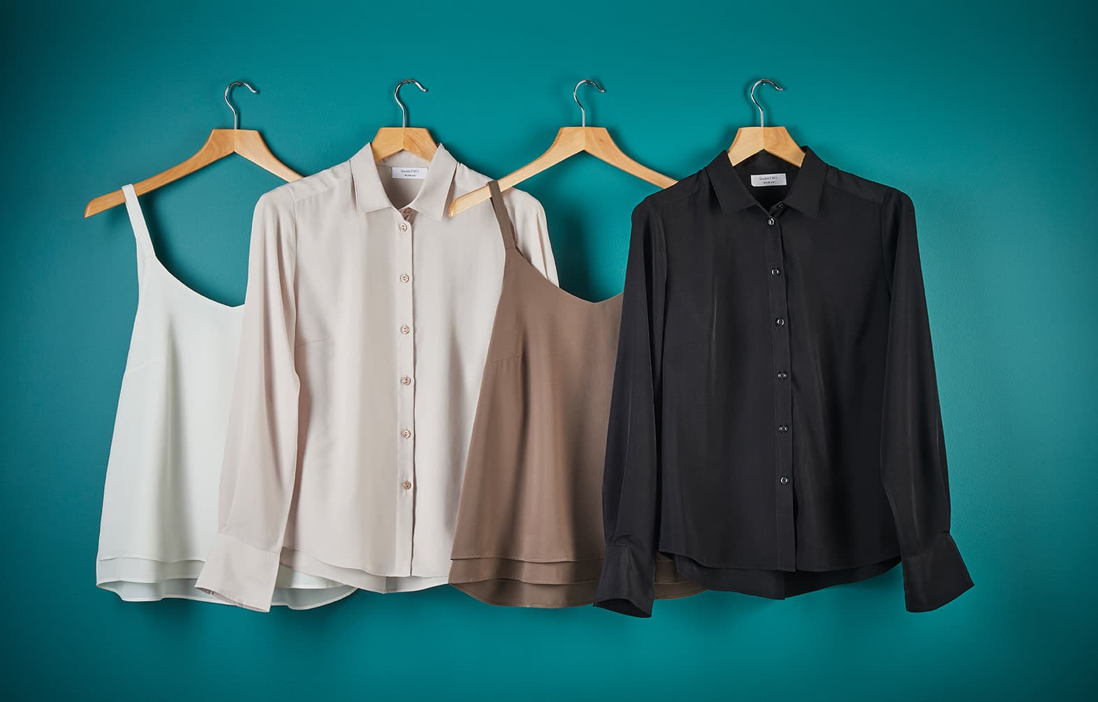 Double TWO Womens Shirts and Camisoles AW18 Collection