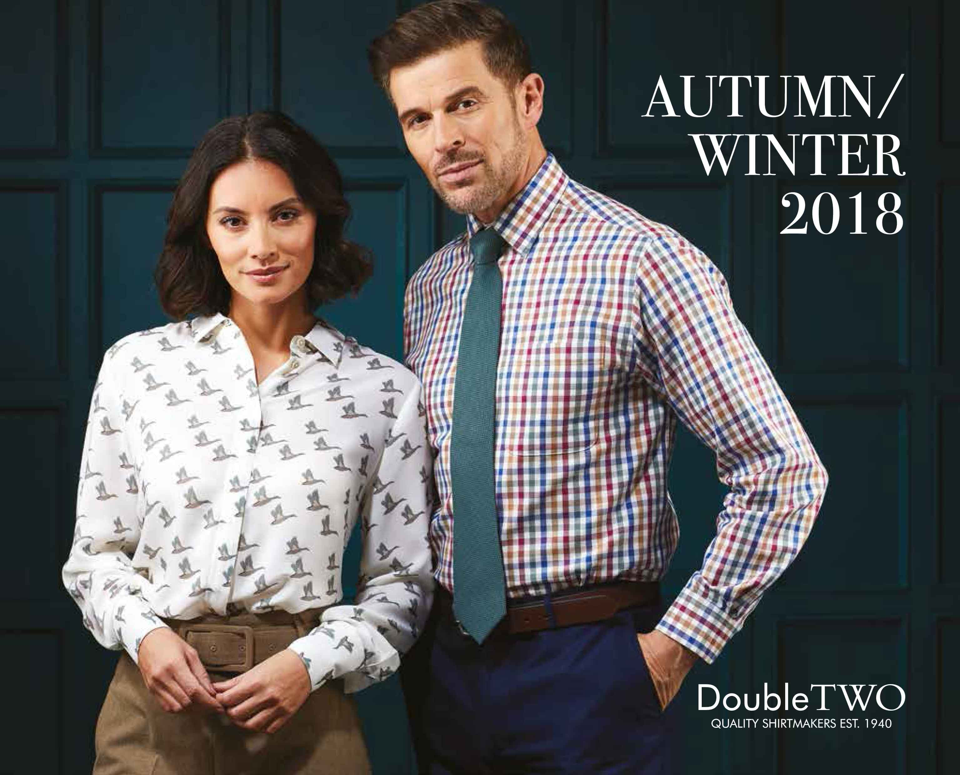Double TWO Autumn Winter 2018 Collection
