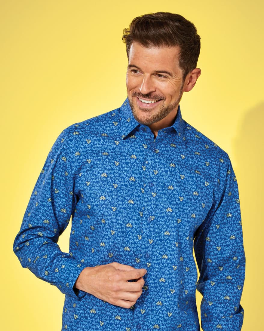 Shop Men's Patterned Shirts