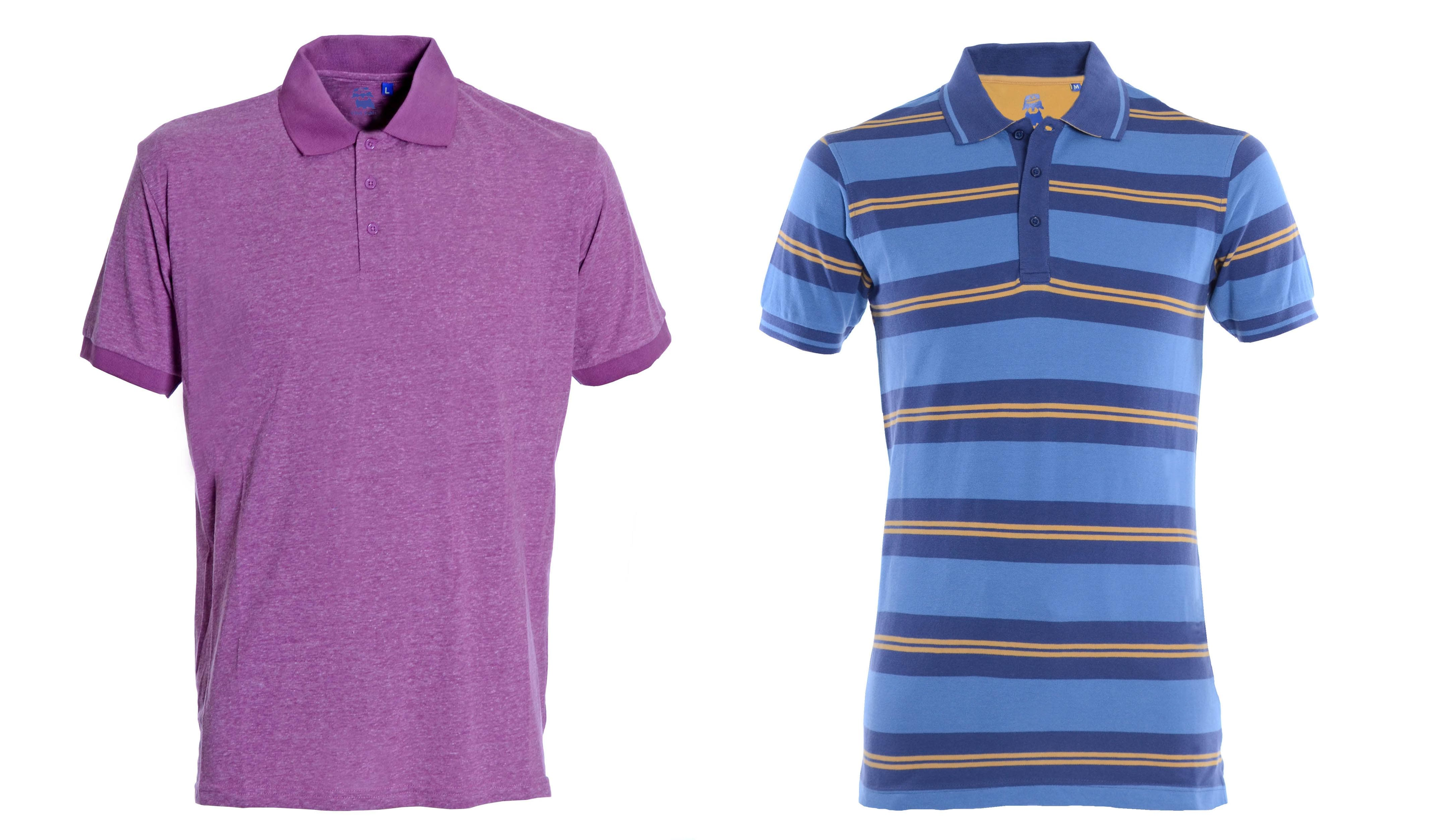 Shop Bar Harbour and Old Salt by Double TWO Casual Polo Shirts. Perfect for Glastonbury!