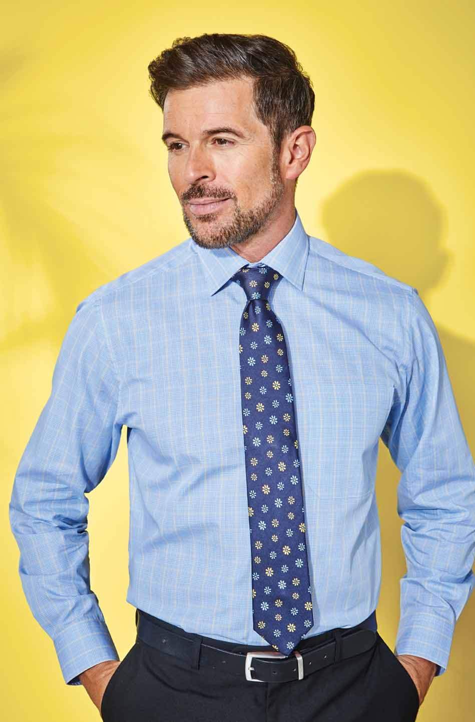 Shop Men's Patterned Formal Shirts fit for a Royal Weding