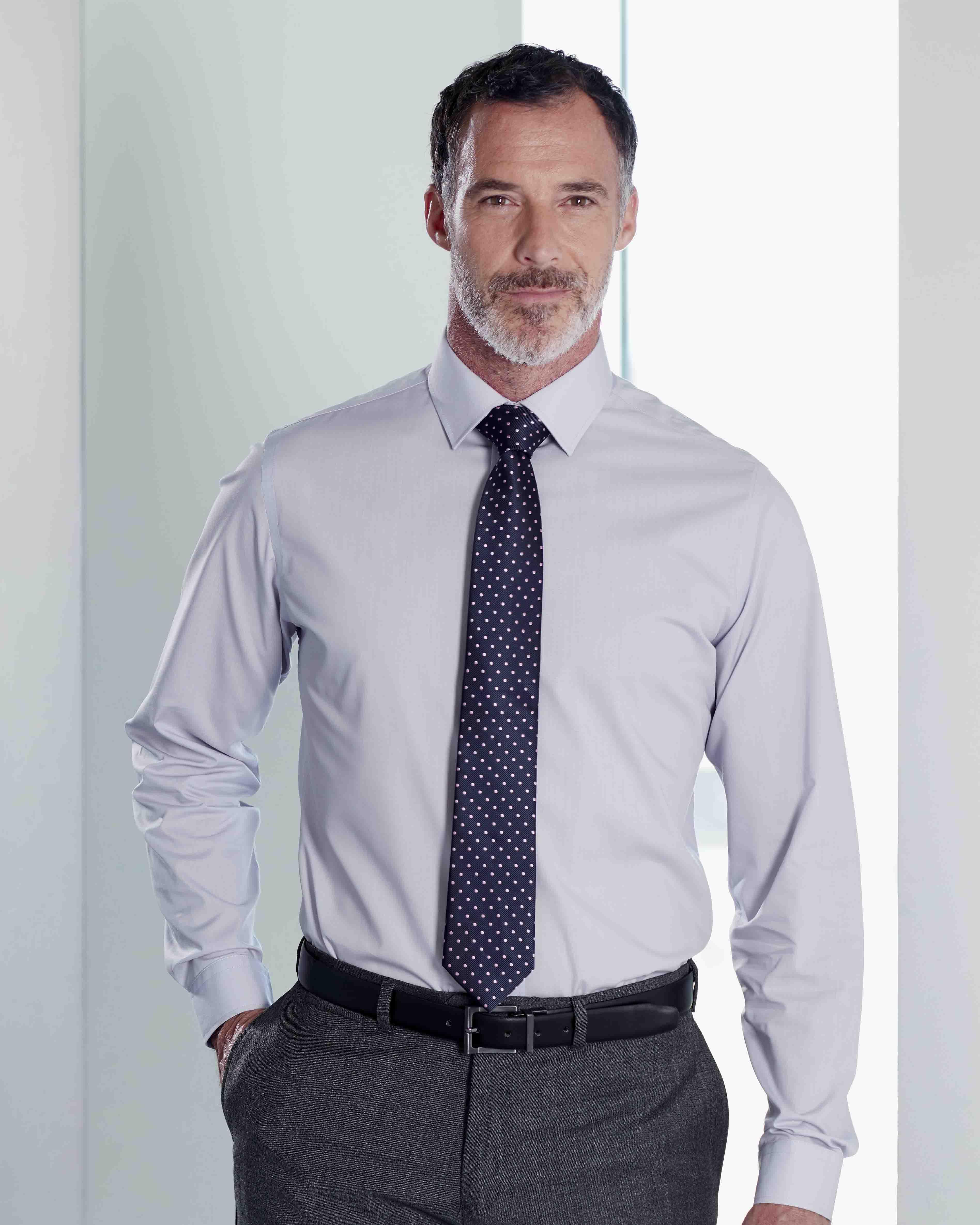 Shop Men's Non-Iron Formal Shirts for a wedding